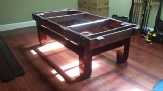 Gaithersburg pool table installations