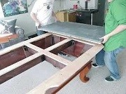 Gaithersburg pool table moves content image 1