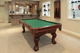 Gaithersburg pool table installations image 1
