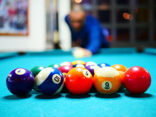 Maryland pool table setup content image 3